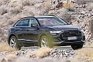 Audi Q8 2018 ungetarnt erwischt