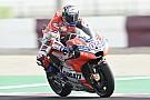 MotoGP Losail, Libere 3: Dovi rimane davanti. Rossi cade, Vinales in Q1
