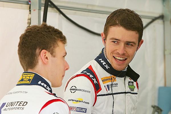 Di Resta, United Autosports'un Le Mans ekibine katıldı
