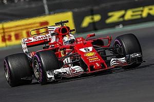 Formel 1 Qualifyingbericht Formel 1 2017 in Mexiko: Vettel verhindert Verstappen-Pole