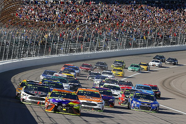 NASCAR Cup Mission accomplished for Kyle Busch despite missing out on Kansas win