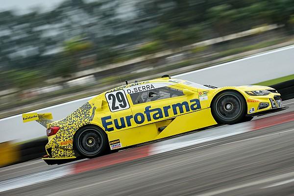 Stock Car Brasil Relato da corrida Serra volta a brilhar e vence corrida 2 no Velopark
