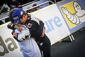 WRC Actualités Ému aux larmes, Ogier a accompli sa