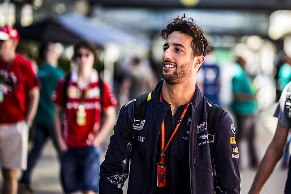 Ferrari ein Traum für jeden Fahrer? Nicht für Daniel Ricciardo!