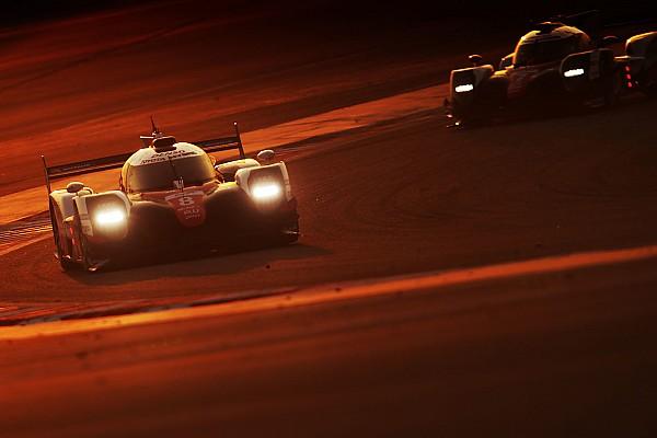 Toyota manda en las primeras tres horas en Bahrein