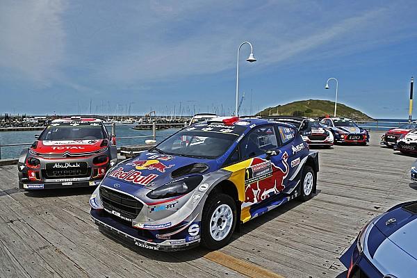 WRC Actualités La réglementation 2017 ? Un