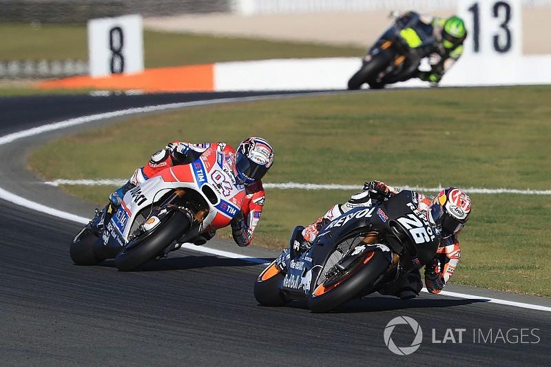 Виробники хочуть зменшити кількість тестів у MotoGP
