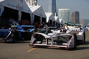 Formule E Résultats La grille de départ de l'E-Prix de Hong Kong