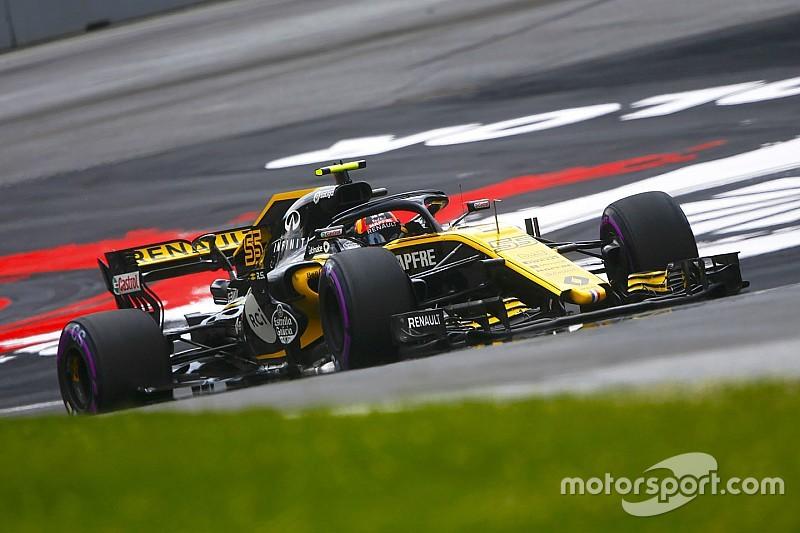 Los pilotos de Renault no notaron el modo de calificación
