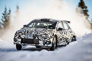 WRC Gerücht Nach Test für Volkswagen: WRC-Comeback von Petter Solberg?