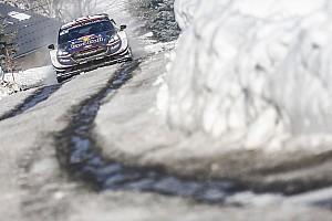WRC Resumen de la etapa Ogier consuma la victoria en Montecarlo