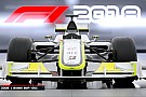 Brawn de 2009 estará no novo game F1 2018