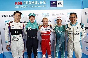 Fórmula E Crónica de Clasificación La parrilla de salida del Ciudad de México E-Prix