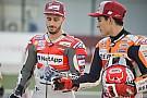 MotoGP A riválisok szerint Dovizioso egyértelmű favorit Katarban