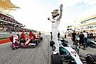 Hamilton ijzersterk naar pole in Austin, titelrivaal Vettel pakt tweede startplek
