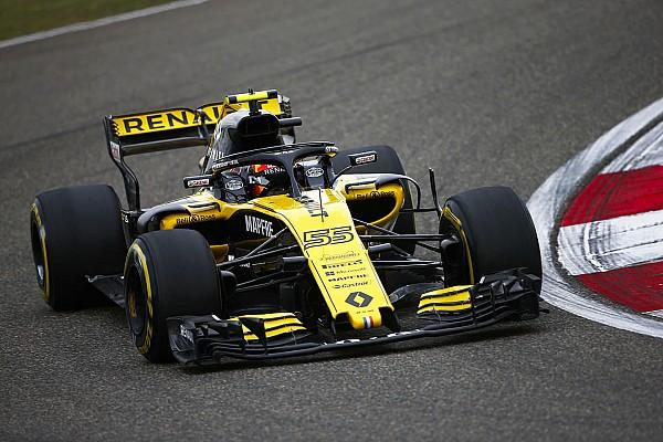 Formula 1 Breaking news Sainz still learning Hulkenberg's
