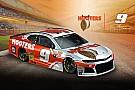 NASCAR Cup Hooters revela el diseño del auto de Chase Elliott para 2018