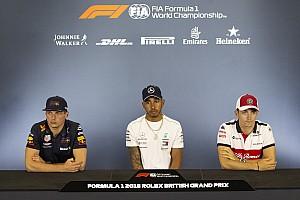 Hamilton ve a Verstappen y Leclerc como nuevas amenazas para 2019