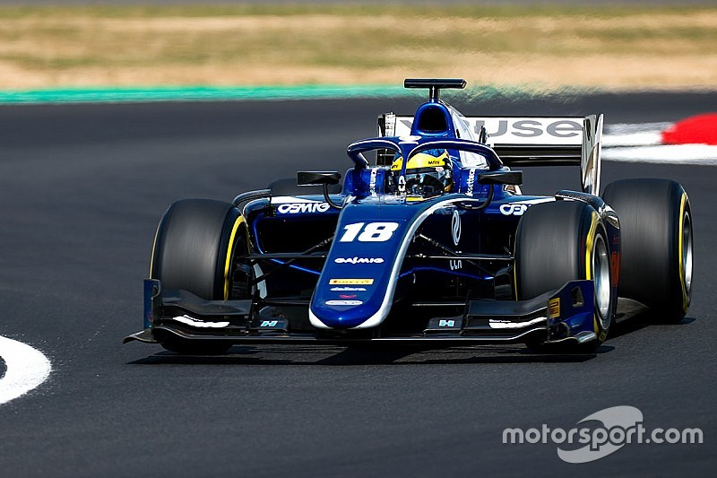 Sette Câmara marca primeira pole na F2 em Hungaroring