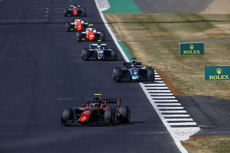 Teams geven goedkeuring aan updates Formule 2-wagens