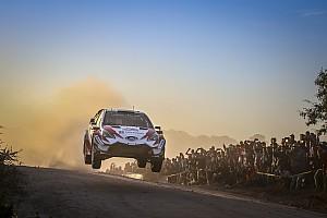 WRC Trainingsbericht WRC Rallye Portugal Shakedown: Kampfansage von Latvala
