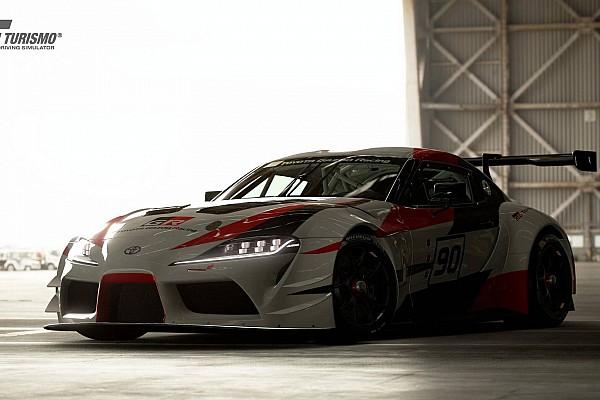eSports Actualités La Toyota GR Supra Racing rejoint Gran Turismo Sport