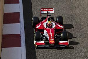 FIA F2 Rennbericht Formel 2 Abu Dhabi 2017: Leclerc mit Wahnsinnsmanöver zum Sieg