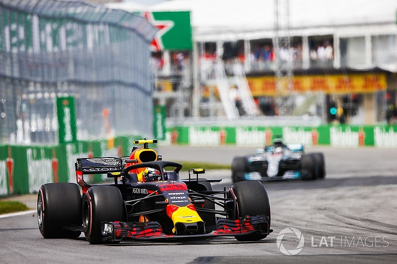 "Verstappen silenced ""stupid critics"" with Canada display - Red Bull"