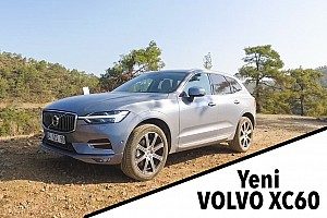 OTOMOBİL Son dakika Yeni Volvo XC60'ı test ettik