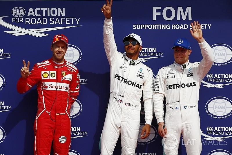Гран Прі Бельгії: Хемілтон зрівнявся з Шумахером за кількістю поулів
