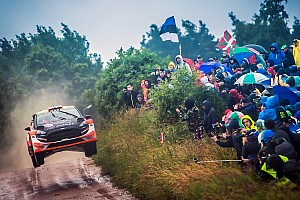 WRC Breaking news Poland set to drop off WRC calendar amid safety worries