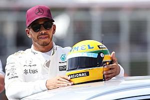 F1 Noticias de última hora Lowe cree que Hamilton es tan rápido como Senna, pero no tan despiadado