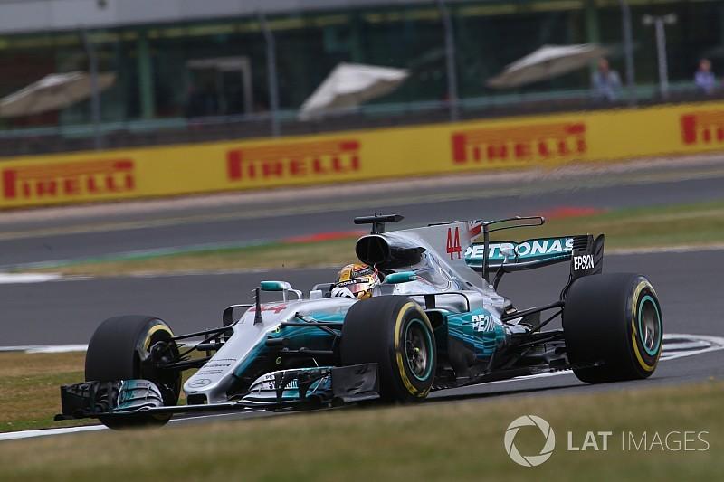 GP Inggris: Kalahkan Vettel, Hamilton unggul tipis 0,032 detik di FP3
