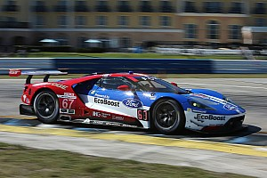 IMSA Special feature Richard Westbrook: Sebring final lap battle ended podium fightback