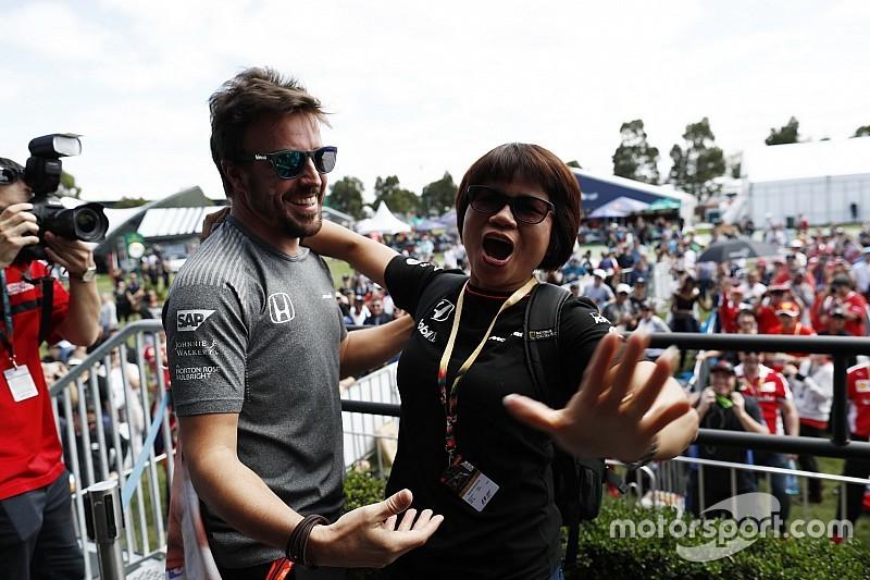 Гран При Австралии: лучшее из соцсетей