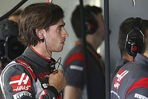 F1 Noticias de última hora Haas da otra oportunidad a Giovinazzi en Singapur