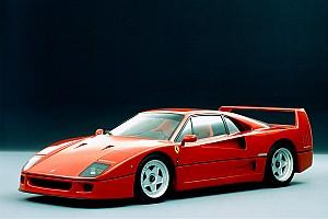 Prodotto I più cliccati Fotogallery: Ferrari F40, 30 anni di un mito