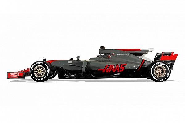 Fotogallery: la presentazione della Haas F1 VF-17