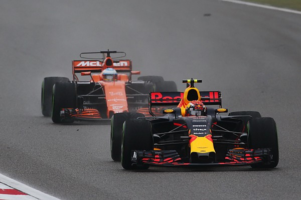 """Verstappen tiene un """"sexto sentido"""" en mojado, dice Horner"""
