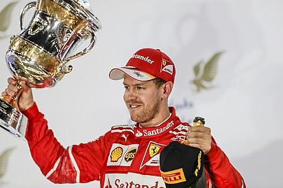 F1 El inicio de año de Vettel es el mejor de un piloto Ferrari desde 2004
