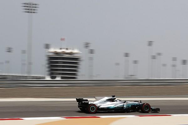 Bottas lidera la última mañana de test y Ferrari tiene problemas