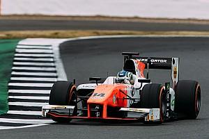 FIA F2 Race report Sprint Race F2 Belgia: Sette Camara raih kemenangan pertama, Gelael P17