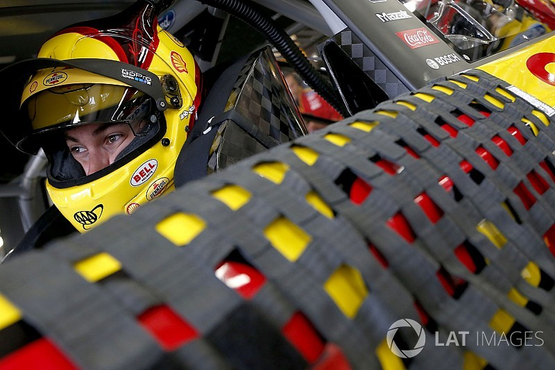 Logano's NASCAR playoff hopes take big hit and it could get even worse