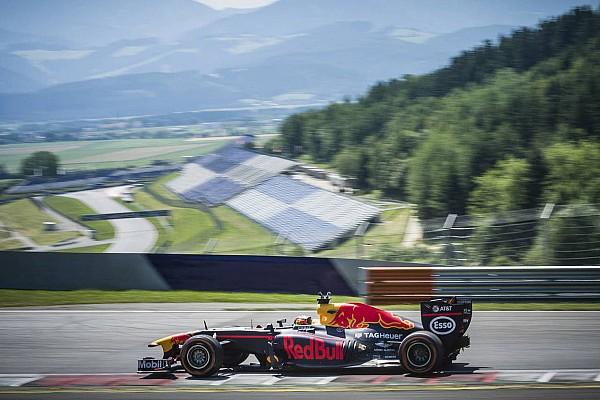Red Bull hadiahi Ogier tes Formula 1