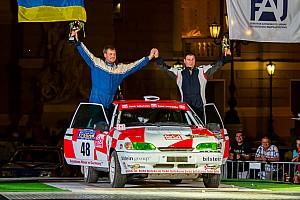 Ралі України Репортаж з етапу Ралі «Куяльник»: перший чемпіон!