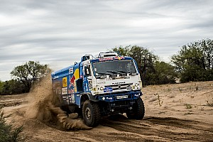 Dakar Stage report Dakar 2017, Stage 12: Nikolaev leads Kamaz 1-2 in trucks