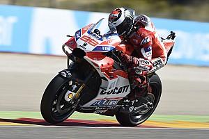 MotoGP Réactions Sentiments mitigés pour Jorge Lorenzo en Aragón