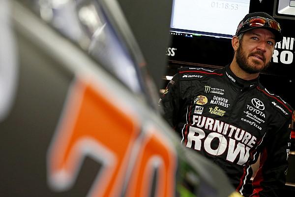 NASCAR Cup Reporte de prácticas Truex lidera la última práctica, con Suárez cuarto