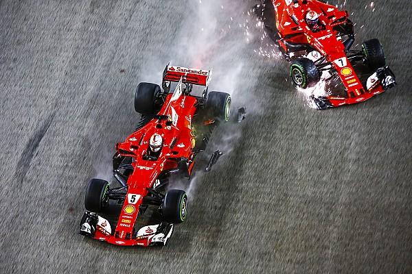 A rajongók eldöntötték a kérdést: Vettel a bűnös!