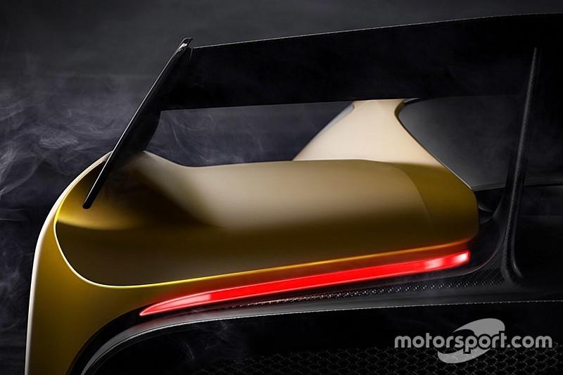 Fittipaldi akan buat mobil supercar bersama Pininfarina dan HWA